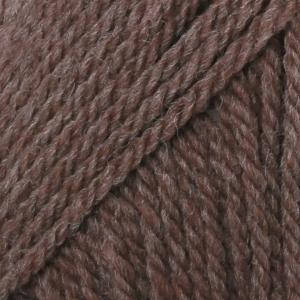 Drops alaska brun uni colour 23#