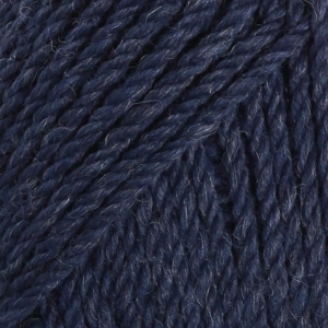 Drops alaska marinblå uni colour 12