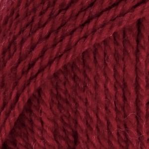 Drops alaska vinröd uni colour 11