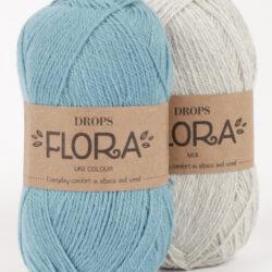 DROPS Flora enfärgad