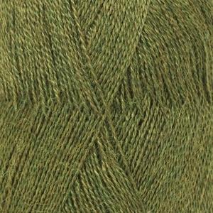 Drops Lace oliv mix 7238