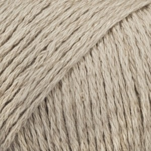 DROPS Bomull-Lin beige uni colour 11