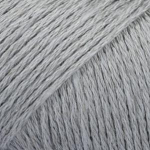 DROPS Bomull-Lin gråblå uni colour 20
