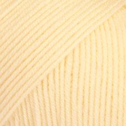 Drops Baby merino ljus gul uni colour 03