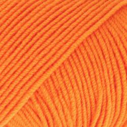 Drops babay merino orange uni colour 36
