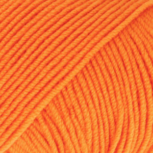 Drops babay merino orange uni colour 36