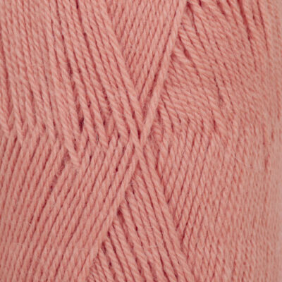 DROPS Flora persika rosa uni colour 20