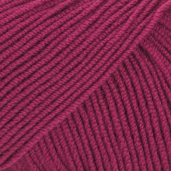 drops baby merino plommon uni colour 41