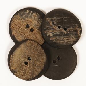 Buffelhorn (kantig) (25mm)