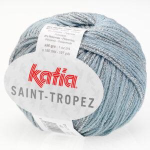 Katia Saint-tropez Vattenblå/silver 92
