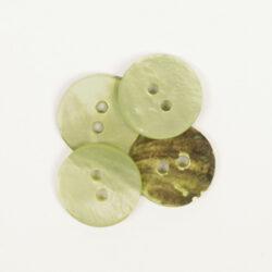 Rund (grön) (15mm)
