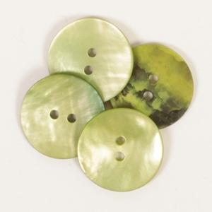 Rund (grön) (20mm)