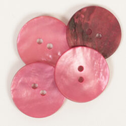 Rund röd (20 mm)
