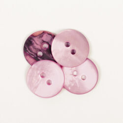 Rund (rosa) (15mm)