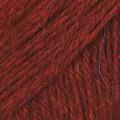 DROPS Alpaca röd melerad 3650