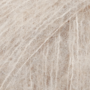 DROPS Brushed Alpaca Silk ljus beige 4