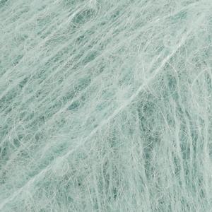 DROPS Brushed Alpaca Silk ljus sjögrön 15