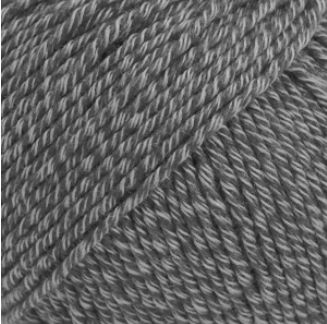 DROPS Cotton Merino grå 19