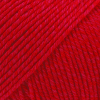 DROPS Cotton Merino röd 6