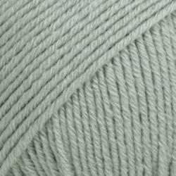 DROPS Cotton Merino sjögrön 29