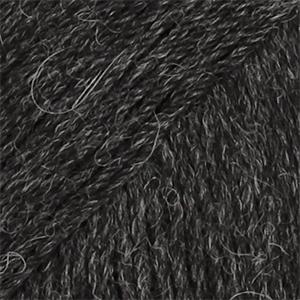 DROPS Nord mörk grå 6