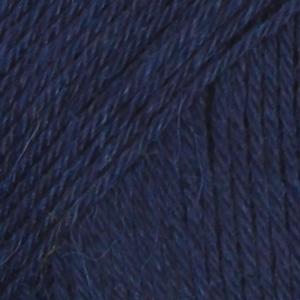 DROPS Nord marin blå 15