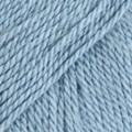 Drops Alpaca Silk ljus gråblå 6235