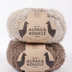DROPS Alpaca Bouclé mix