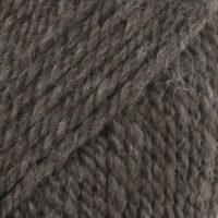 Drops Alaska mörk brun melerad mix 50