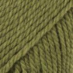 Drops alaska ljus oliv uni colour 45