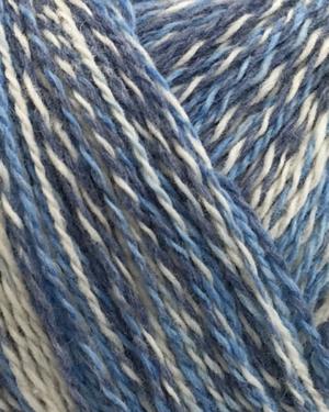 Esther Color Blå moul 883983