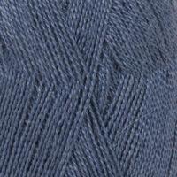 Drops lace Kungsblå uni colour 6790