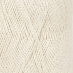 Drops lace natur uni colour 0100