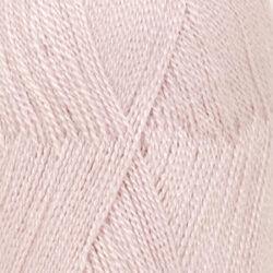 Drops lace puder rosa uni colour 3112