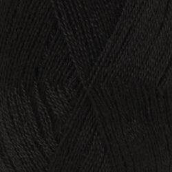 Drops lace svart uni colour 8903