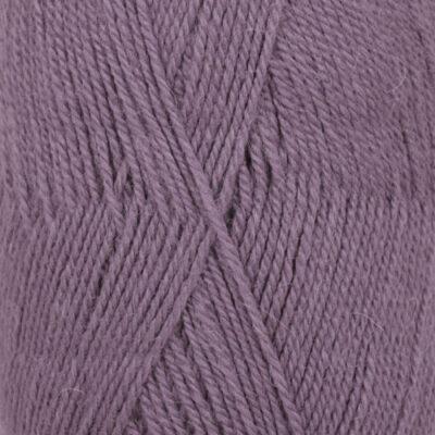 DROPS Flora ametist uni colour 09