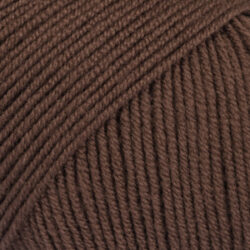 Drops baby merino brun uni colour 18