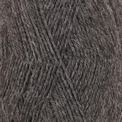 DROPS Flora mörk grå mix 05