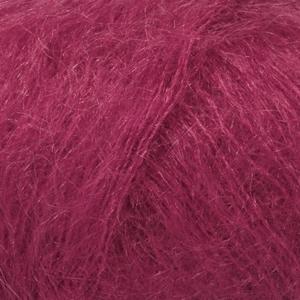 DROPS Kid-Silk mörk rosa uni colour 17