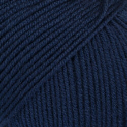 DROPS Baby Merino marinblå uni colour 13