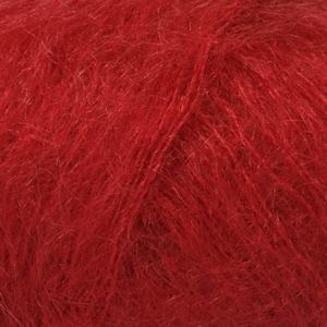 DROPS Kid-Silk röd uni colour 14