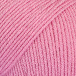 Drops baby merino rosa uni colour 07