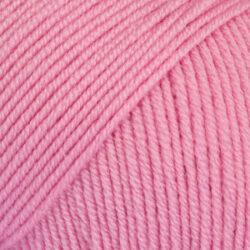 Drops baby merino rosa uni colour 07