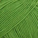 DROPS Baby Merino stark grön uni colour 31