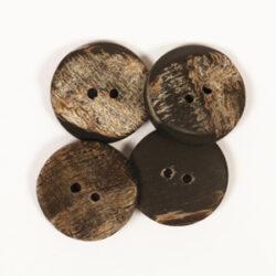 Buffelhorn (kantig) (20mm)