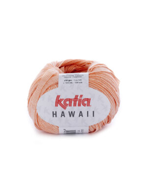 Katia Hawaii orange off white 111
