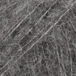 DROPS Brushed Alpaca Silk grå 3