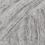 DROPS Brushed Alpaca Silk ljus grå 2