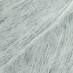 DROPS Brushed Alpaca Silk ljus grågrön 14