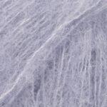 DROPS Brushed Alpaca Silk ljus lavendel 17